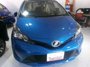 TOYOTA VITZ YR AUG 2016  - Family Cars on Aster Vender