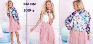 Skirt+blouse+top - Suits (Women) on Aster Vender