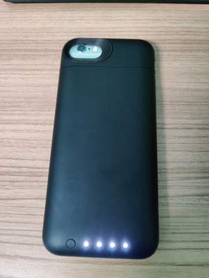 CHARGING CASE FOR IPHONE - Mobile phone batteries on Aster Vender
