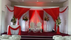 A louer covers chairs and decor - Wedding Decor on Aster Vender