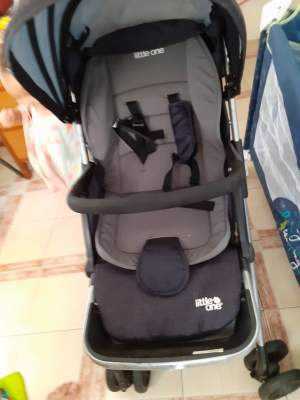 Pram and camping cot for sale - Kids Stuff on Aster Vender