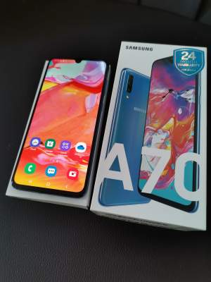 Samsung A70 - Galaxy A Series on Aster Vender