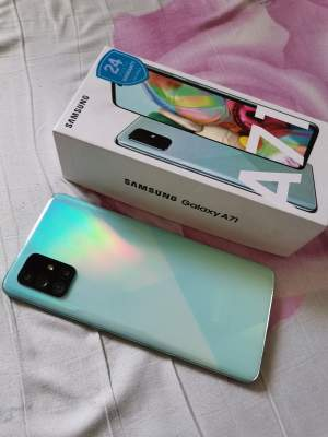 Samsung A71 - Galaxy A Series on Aster Vender
