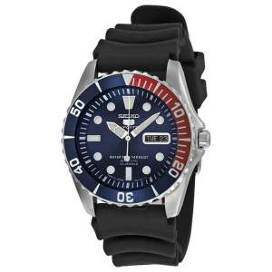 Seiko 5 Sports Automatic Blue Men's Watch