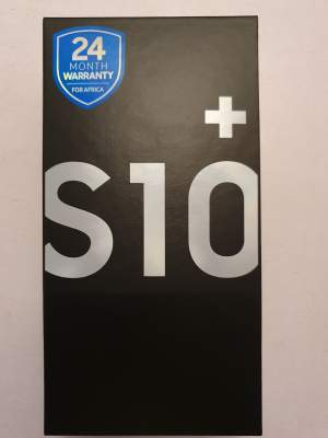 Samsung Galaxy S10 plus  - Galaxy S Series on Aster Vender