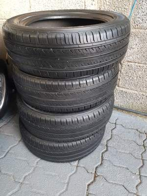 Occasion A vendre 4 pneus 195/55R16 - Others on Aster Vender