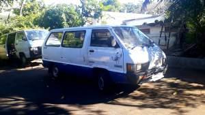 Toyota townace - Passenger Van on Aster Vender