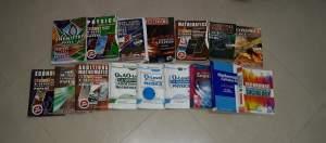 O level books - Self help books on Aster Vender