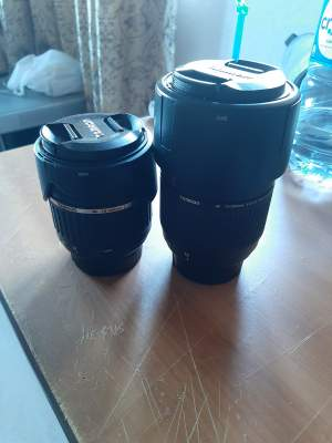 For Nikon Tamaron 18-200mm + 70-300mm  - All electronics products on Aster Vender