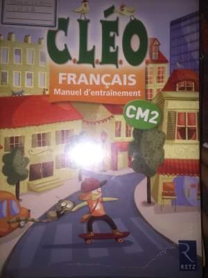 Cleo francais cm2 - Self help books on Aster Vender