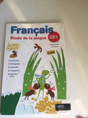 Français étude de la langue  ce1 - Self help books on Aster Vender