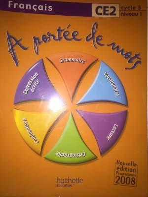 A portée de mots ce2 - Self help books on Aster Vender