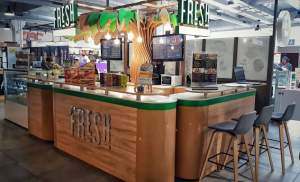 Fresh Juice Bar - Commercial Space on Aster Vender