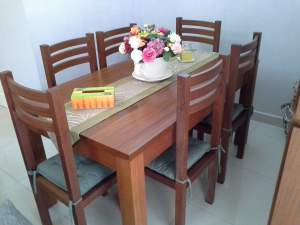 Dinning set - Table & chair sets on Aster Vender