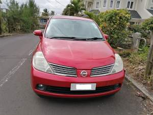NISSAN TIDA Hatchback - Family Cars on Aster Vender