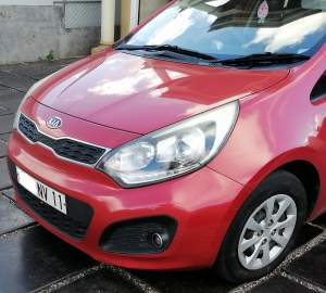Kia Rio Car 1398cc - Family Cars on Aster Vender