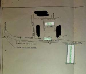 17 perches plot @ Royal Road, Roche Terre @ Rs 3,500,000 nego