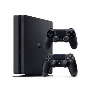 Sony PS4 500 GB avec 2 contrôleurs - PlayStation 4 Games on Aster Vender