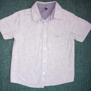 Chemise manche courte Garcon 5 à 6 ans- Body & Soul - Shirts (Boys) on Aster Vender