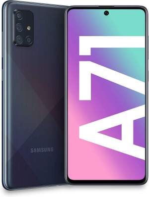 SAMSUNG A71 - 128 GB - Galaxy A Series on Aster Vender