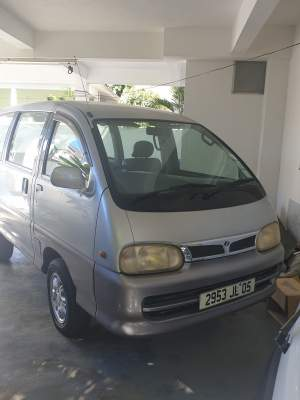 van perodua a vendre - Cargo Van (Delivery Van) on Aster Vender