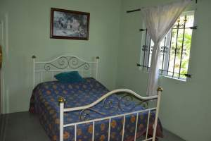 One Double Bed with Mattress - Bedroom Furnitures on Aster Vender