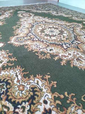 Two Large Dining Area Rugs/Carpets - Living room sets on Aster Vender