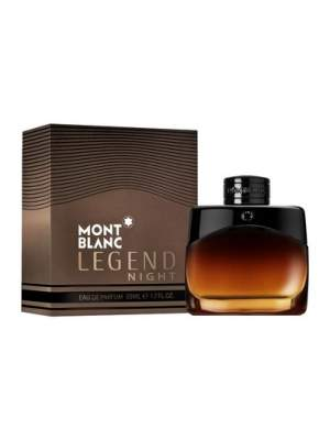 Mont blanc legend night - Eau de Toilette on Aster Vender
