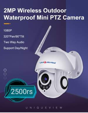 Outdoor camera Waterproof  - To give away (gifting) on Aster Vender