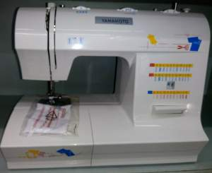 Yamamoto Model 2235 - Sewing Machines on Aster Vender
