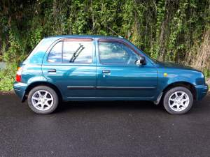 Nissan March AK 11 - Family Cars on Aster Vender