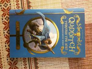 JK ROWLING :Quidditch Through The Ages  - Fictional books on Aster Vender