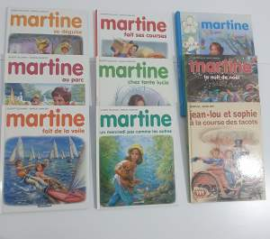 Livres Martine - Children's books on Aster Vender