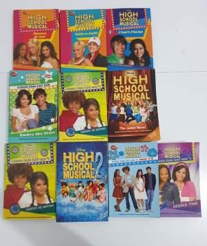 High school Musical - Fictional books on Aster Vender