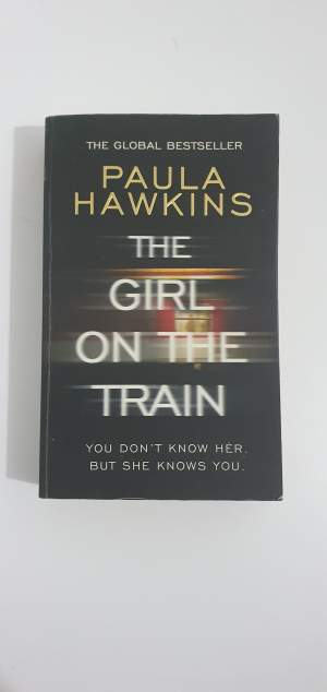 The Girl on the Train - Fictional books on Aster Vender