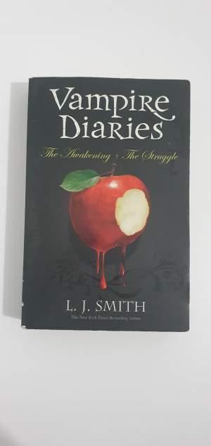 Vampire Diaries - Fictional books on Aster Vender