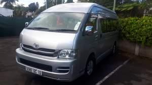 Toyota Hiace 16 seats 2010 - Passenger Van on Aster Vender
