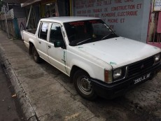 A vendre Mitsubishi 2 x 4 L200 year 98 CC 2477 - Pickup trucks (4x4 & 4x2) on Aster Vender