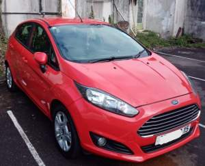 Ford Fiesta - Family Cars on Aster Vender