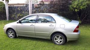 Toyota Corolla NZE121 - Family Cars on Aster Vender