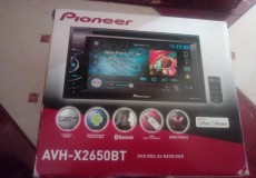 Audio n DVD player pioneer - All electronics products on Aster Vender