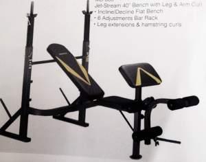 bench - Fitness & gym equipment on Aster Vender