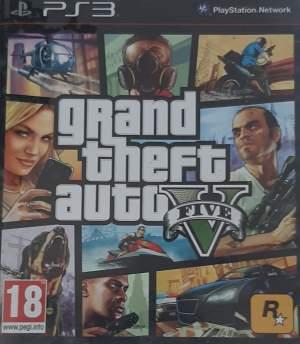 GTA V - PlayStation 3 Games on Aster Vender