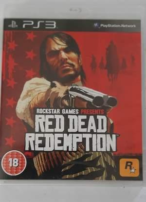 Red dead redemption  - PlayStation 3 Games on Aster Vender