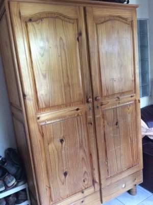 Armoire - Bedroom Furnitures on Aster Vender