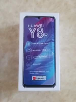 New Huawei Y8P - Huawei Phones on Aster Vender
