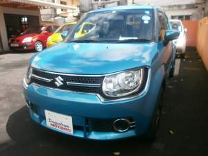 SUZUKI IGNIS - Family Cars on Aster Vender