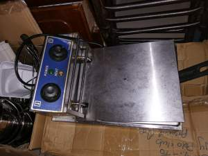 Catering permit with kitchen equipment for sale - Catering & Restaurant on Aster Vender