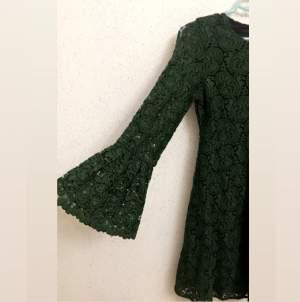 ZARA GREEN LACE DRESS - Dresses (Women) on Aster Vender