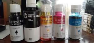 hp wirless tank printer 415 series with ink bottles - Inkjet printer on Aster Vender